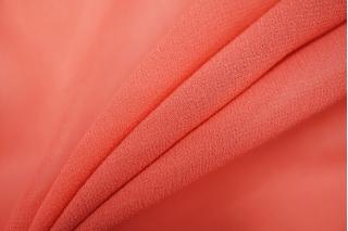 Креп-шифон шелковый розовый персик PRT-С4 05121915