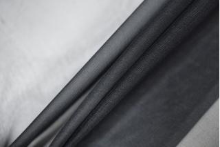 Шелковая органза графит PRT-С3 05121923