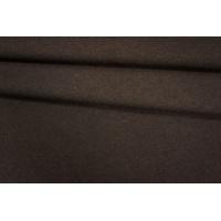 Трикотаж шерстяной темно-коричневый PRT-D2 08121908