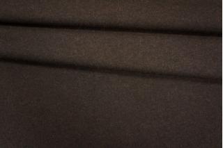 Трикотаж шерстяной темно-коричневый PRT-D4 08121908
