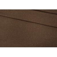 ОТРЕЗ 2 М Трикотаж шерстяной коричневый в крапинку PRT-(60)-08121909-1