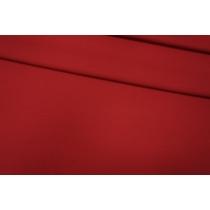 Креп шерстяной плательный красный PRT 08121917