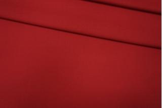 Креп шерстяной плательный красный PRT-G2 08121917