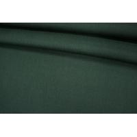 Костюмная шерсть темно-изумрудная PRT 08121923