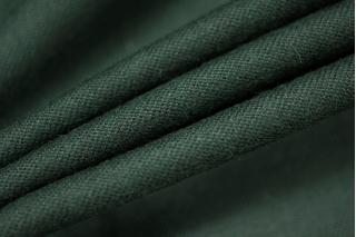 Костюмная шерсть темно-изумрудная PRT-C7 08121923