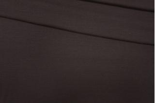 Джерси шерстяной темно-коричневый PRT-D7 08121925