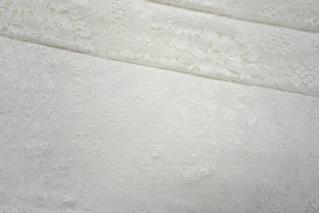 Кружевной гипюр Solstiss белое PRT 20201908