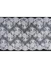 Кружево кордовое Solstiss цветы PRT-1B 26121913