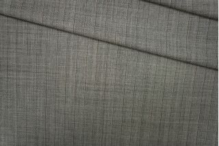 Плательная шерсть с шелком в полоску PRT-Z4 01091920