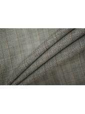 Плательная шерсть с шелком в полоску PRT-Z3 01091920