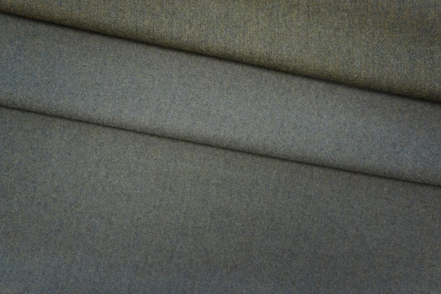 Костюмно-плательная фланель шерстяная с шелком PRT-F2 01091930