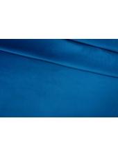 Велюр хлопковый синий PRT-Х3 06121902
