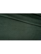 Вельвет хлопковый темно-зеленый PRT 06121906