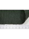Вельвет хлопковый темно-зеленый PRT-A3 06121906