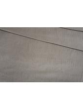 Велюр хлопковый серый PRT-ХЗ 06121911