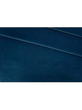 Велюр хлопковый темно-бирюзовый PRT 06121916