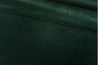 Велюр хлопковый изумруд PRT 06121917