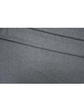 Костюмно-плательная фланель шерстяная серая PRT 10091911