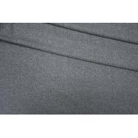 Костюмно-плательная фланель шерстяная серая PRT-G5 10091911