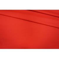 Костюмно-плательная шерсть насыщенно-красная PRT-W7 10091915