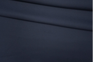 Пальтовая шерсть темно-синяя PRT 10091916