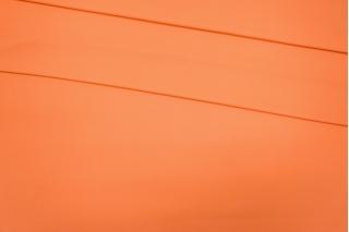 Трикотаж вискозный креповый выбеленный оранжевый PRT-D3 25091903