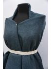 ОТРЕЗ 2,95 М Плотная костюмная шерсть с ворсом PRT-(61)-25091904-1
