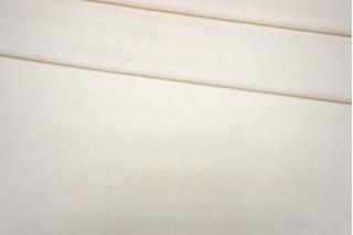 Костюмная шерсть бело-молочная PRT 25091908