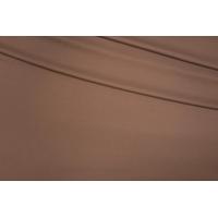 Трикотаж поливискозный креповый коричневый PRT-W2 25091910