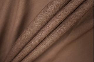 Трикотаж поливискозный креповый коричневый PRT 25091910