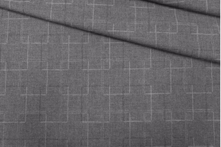 Костюмная шерсть серая PRT-G7 05111907