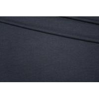 Тонкий трикотаж шерстяной серо-синий PRT-D2 05111910