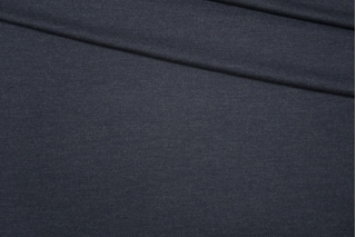 Тонкий трикотаж шерстяной серо-синий PRT-D4 05111910