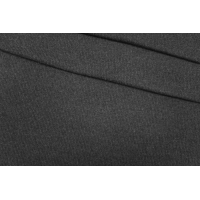 ОТРЕЗ 2,4 М Трикотаж вязаный темно-серый PRT-(64)- 05111913-1