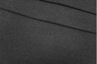 Трикотаж вязаный темно-серый PRT-T3 05111913