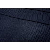 Трикотаж крупной вязки темный черно-синий PRT-T3 05111914