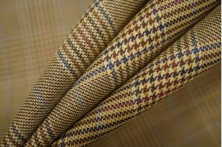 Костюмно-плательная шерсть с шелком гусиная лапка PRT-C7 05111924