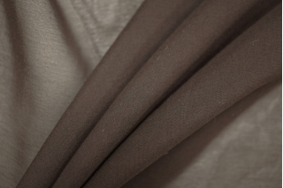 Шифон шелковый горький шоколад PRT-H2 12111923