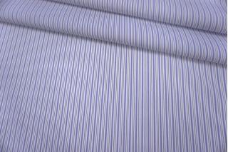 Поплин рубашечный в полоску PRT-B2 03091934