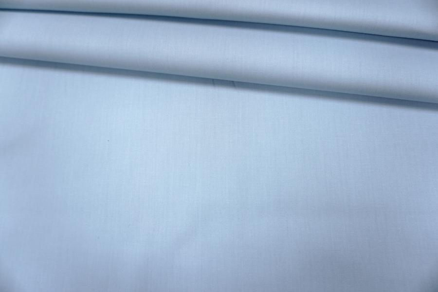 ОТРЕЗ 2 М Хлопок плательный голубой PRT-B3 03091936-1