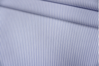 Поплин рубашечный в полоску PRT-B2 03091937