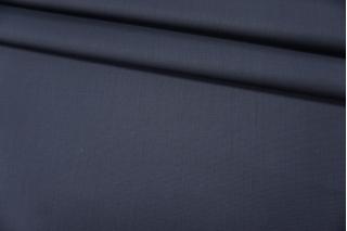 Плательная шерсть с шелком темно-синяя PRT J5 09091906