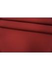 Костюмная шерсть с шелком бордовая PRT-С6 09091907