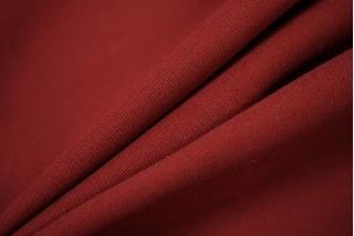 Костюмная шерсть с шелком бордовая PRT-E3 09091907