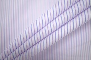 Поплин сорочечный в полоску PRT-B3 08091914