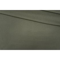 Пальтовый шерстяной велюр цвета хаки PRT-W4 08091921