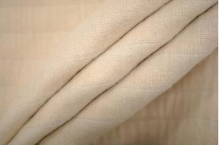 Пальтовая шерсть молочная рельефная с утеплением PRT-F7 09091919