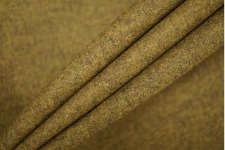 Твид шерстяной желто-зеленый PRT-P5 13081912
