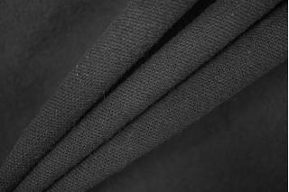 Плотная костюмная шерсть черная PRT-N5 13081914