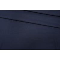 Джерси тонкий вискозный темно-синий PRT 15101906